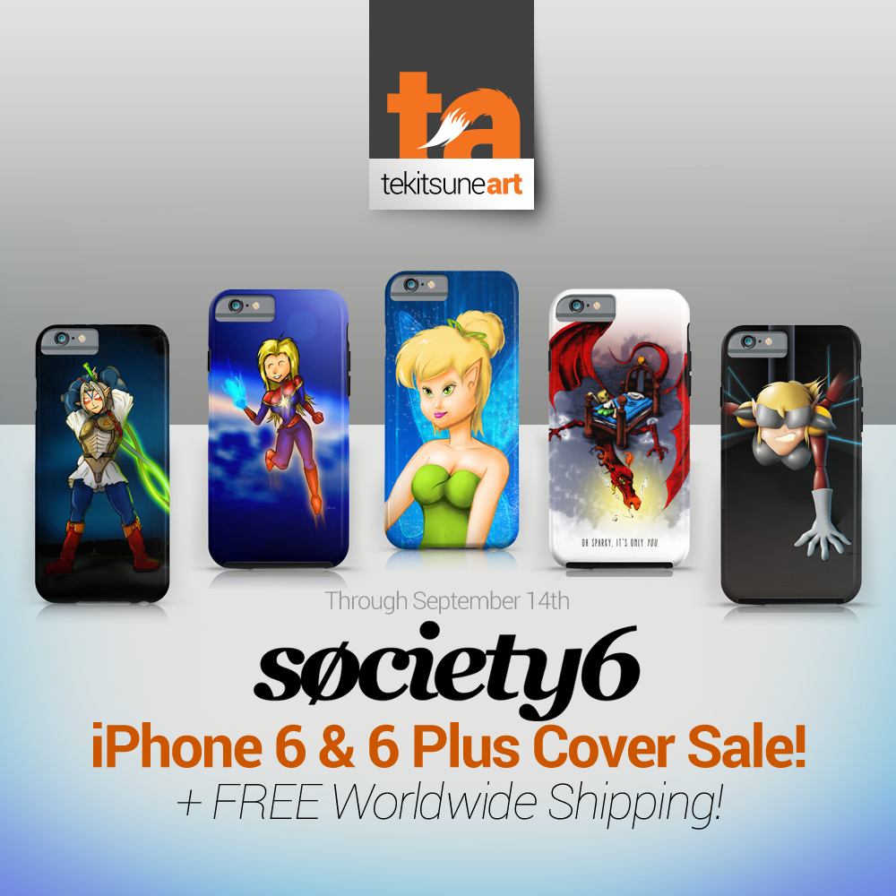 Society6iPhone6Ad